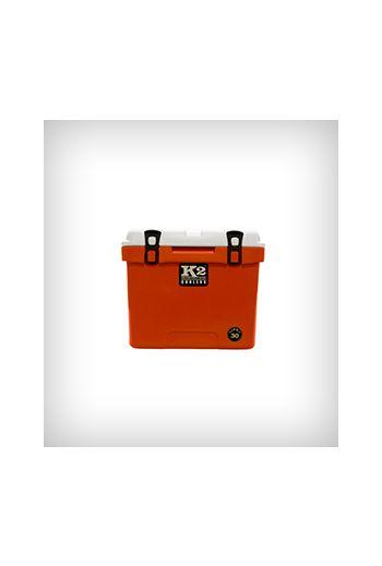 K2 Summit 30 Cooler (Orange & White)