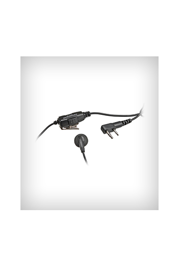 Kenwood Clip Microphone w/earphone