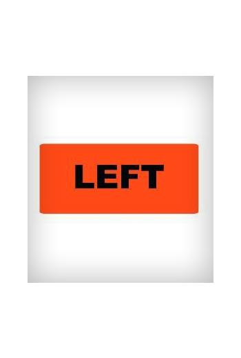 Left Overlay for 48X48 Mesh Sign