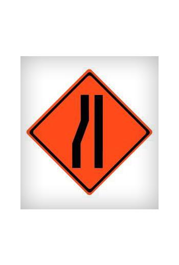 Merge Right Symbol Mesh Sign (48 X 48)