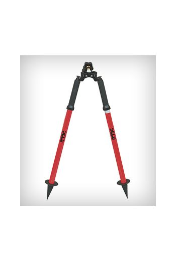 SECO Thumb-Release Mini Bipod (Red)