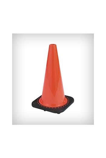 JBC 3 lb Traffic Cone (18 in)