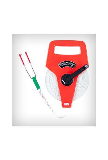 Sokkia/Eslon Fiberglass Appraiser's Measuring Tape (Feet/Inches/8ths)