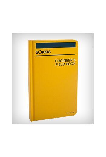 Sokkia Engineers Field Book