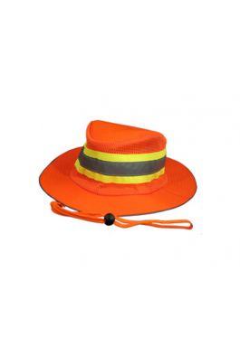 ANSI Head Wear Orange Boonie Hat (One Size) 61946878494